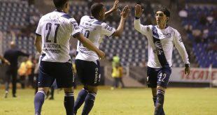 Consigue Chelís primer triunfo con Puebla
