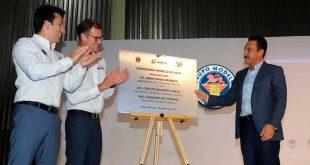 Inauguran planta de Modelo en Apan, Hidalgo