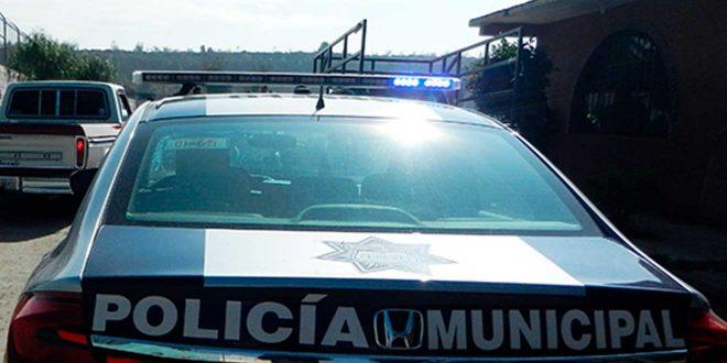 Localizan camioneta con huachicol en colonia de Pachuca