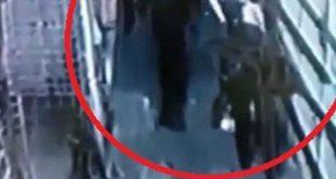 Así golpearon policías a 2 mujeres en Tepito