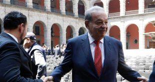 Slim sin preocupaciones a 100 días de gobierno de AMLO