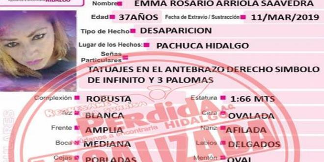 Localizada Pachuca