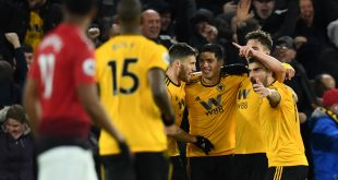 Sorprende Wolverhampton a Manchester United