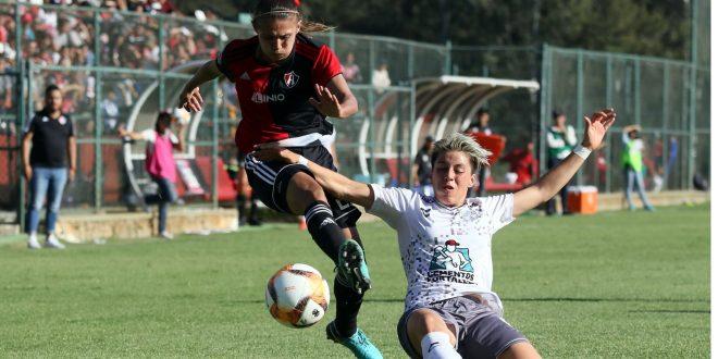 Pegan Tuzas primero en Liga MX Femenil