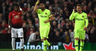 Pegó Barcelona primero al United
