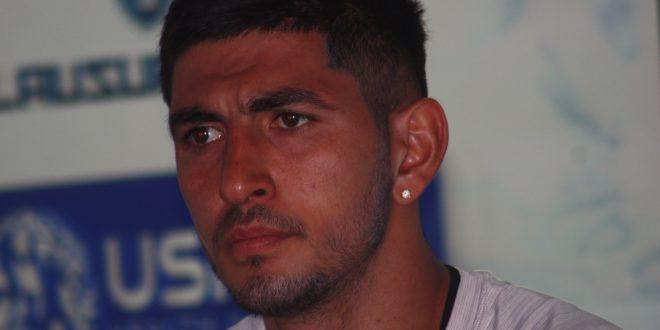 Coucheó el Pocho a jugador del Veracruz