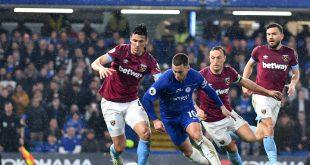 Mete Hazard al Chelsea a la pelea en Inglaterra