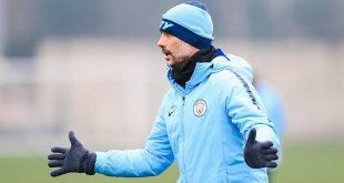 Manchester City, a evitar fracaso