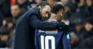 Neymar, suspendido tres partidos por insultar a árbitro