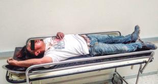 Vecinos de Actopan mandan a abonero a hospital por 'robo'