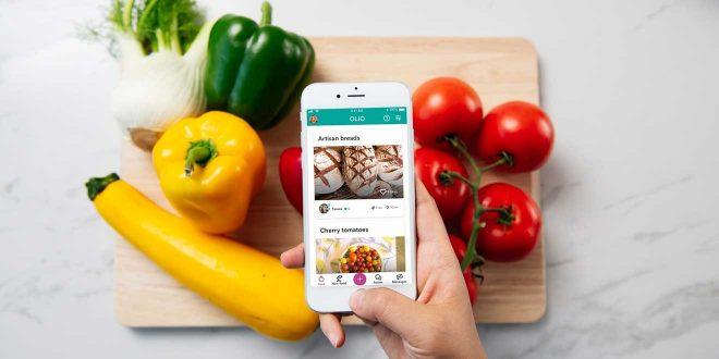 Llega a México app para compartir comida