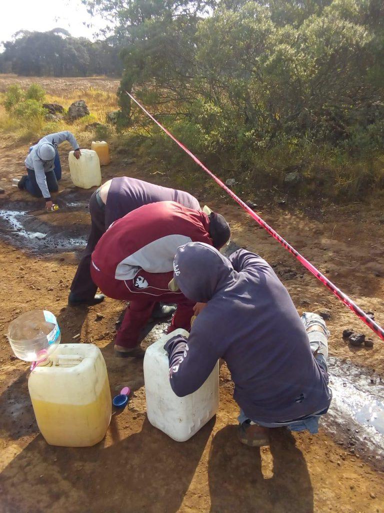 Vecinos de San Agustín Tlaxiaca podrían estar ayudando a huachicoleros
