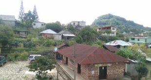 Construyen sus viviendas sobre una falla geológica en Tlanchinol