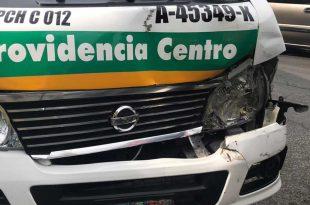 Deja choque en la Pachuca-Tulancingo 17 lesionados
