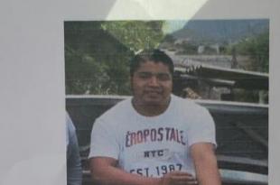 Silvano Reyes desapareció en Ixmiquilpan hace 5 días