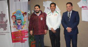 Presenta IPN carrera atlética