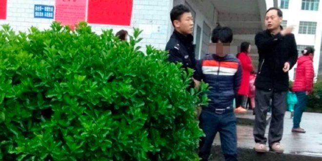 Dos muertos en un ataque con cuchillo en un colegio de China