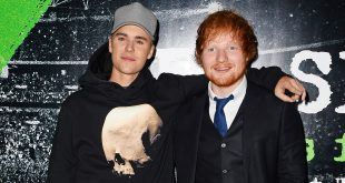 Lanzan Bieber y Sheeran su nuevo single I don't care