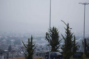Registra zona metropolitana de Pachuca calidad de aire regular