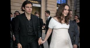 Espera Keira Knightley a su segundo hijo