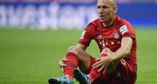 Analiza Arjen Robben el retiro