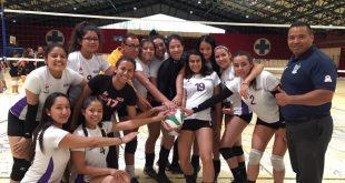 Surgen campeones estatales de voleibol