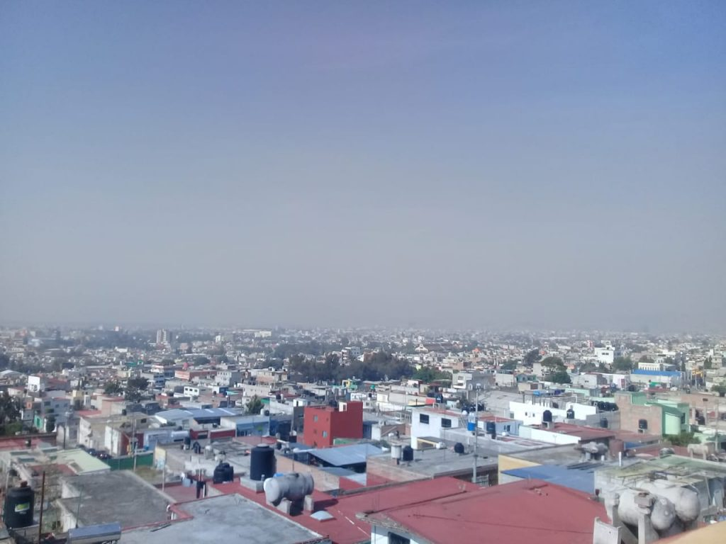 calidad aire Pachuca