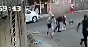 Así asaltaron a un adulto mayor en Tlalpan