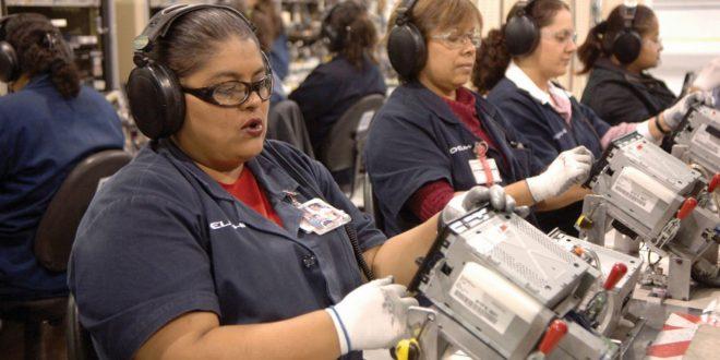 Salario en Hidalgo, 14.6 por ciento menos: STPS