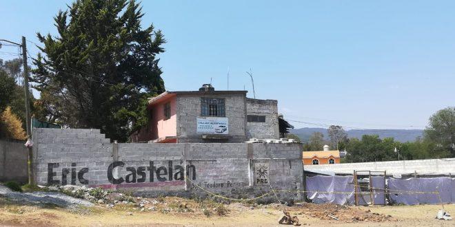Hay un túnel en vivienda acordonada de Santiago Tulantepec, acusan