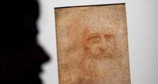 Descubren en Reino Unido un retrato inédito de Leonardo da Vinci