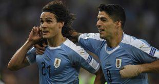 Sella Uruguay su pase con triunfo al campeón