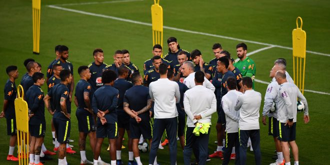 Alista Brasil debut en Copa América