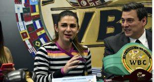 Se enfoca Ana Guevara en su trabajo