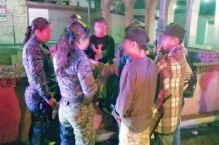 Rescatan a 16 presuntas víctimas de explotación en Pachuca