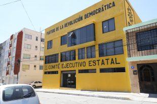 Espera PRD afiliar a 80 mil personas en Hidalgo