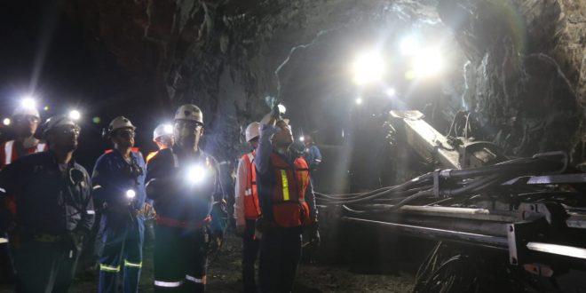 En Zimapán 90 % de la población se favorece de la industria minera