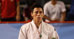 Al medallista hidalguense, Nabor Castillo, solo le alcanza para la gasolina