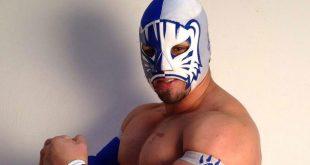 Reta Blue Panther Jr. a duelo de máscaras