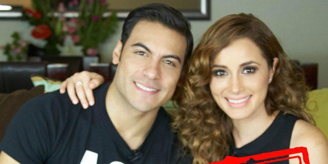 ¿Se casó o no se casó Carlos Rivera?