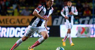 Pierden en Grupo Pachuca 4.4 millones de euros con Héctor Herrera