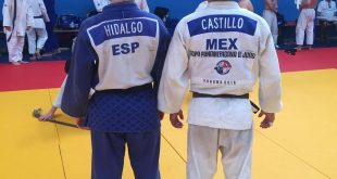 Competirán judocas hidalguenses en Grad Prix