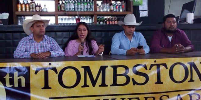 Arrancará circuito Tombstone en Tetepango