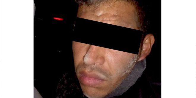 Detiene SSPH a hombre por presunto asalto de autobús en Progreso