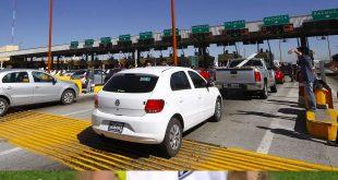 Dan policías federales paso libre en la México-Pachuca