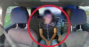 Detienen a hombre presuntamente relacionado con asalto