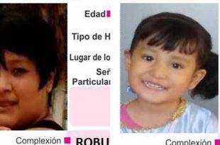 Se busca a Carolina Santiago Tiro y a su hija Carla Adilene Santiago Tiro; desaparecieron en Tula