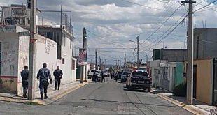 Deja riña un lesionado por arma de fuego en Mineral de la Reforma