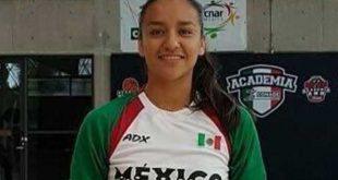 Michelle Pardo, convocada a selección