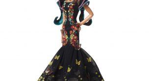 Presentan Barbie edición especial de Día de Muertos